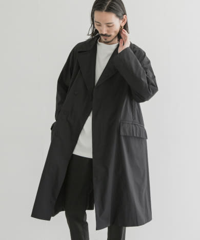 TEATORA DEVICE COAT DUAL POINT