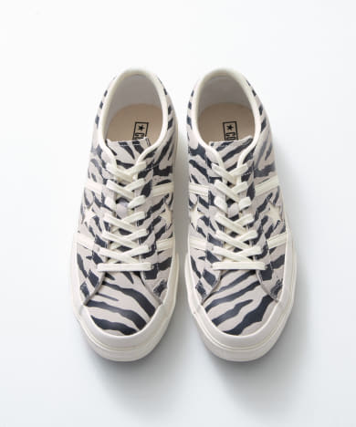 CONVERSE STAR BARS ZEBRA OX