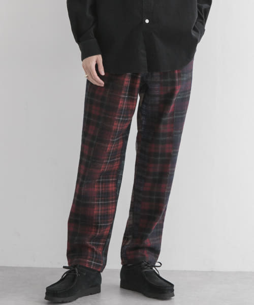 [URBAN RESEARCH][7X7 RELAX TROUSERS]