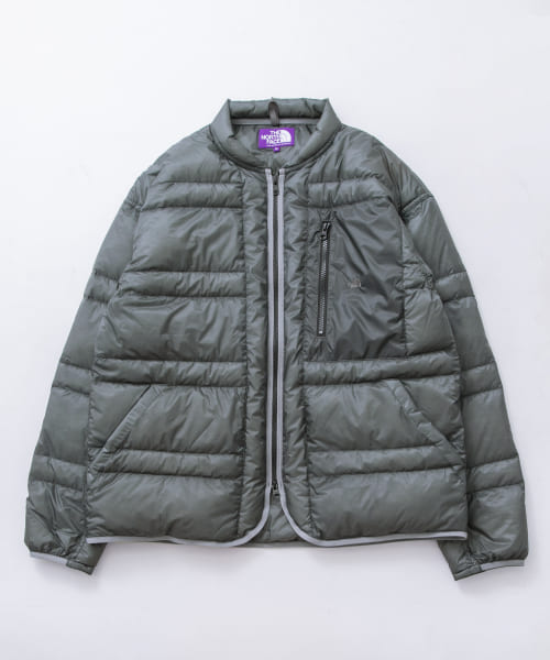 [URBAN RESEARCH][THE NORTH FACE PURPLE LABEL FIELD DOWN JACKET]