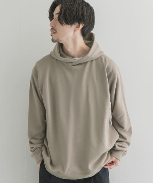 [URBAN RESEARCH][Splendor Twist Hoodie]