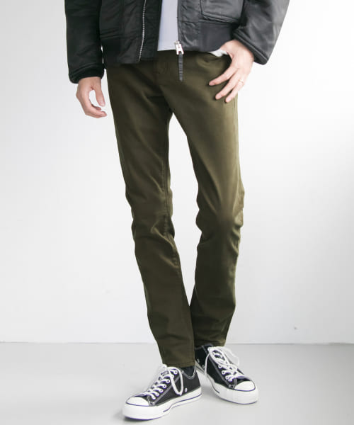 [URBAN RESEARCH][WHEIR Bobson×URBAN RESEARCH 別注SKINNY CHINO]