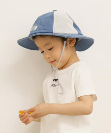 THE NORTH FACE Kids Denim Mesh Hat(KIDS)