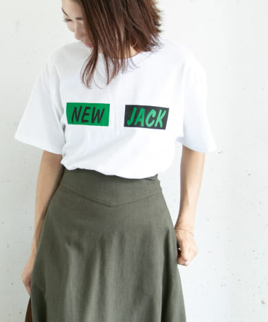 GOOD MOTIVE TEE NEW JACK SHORT