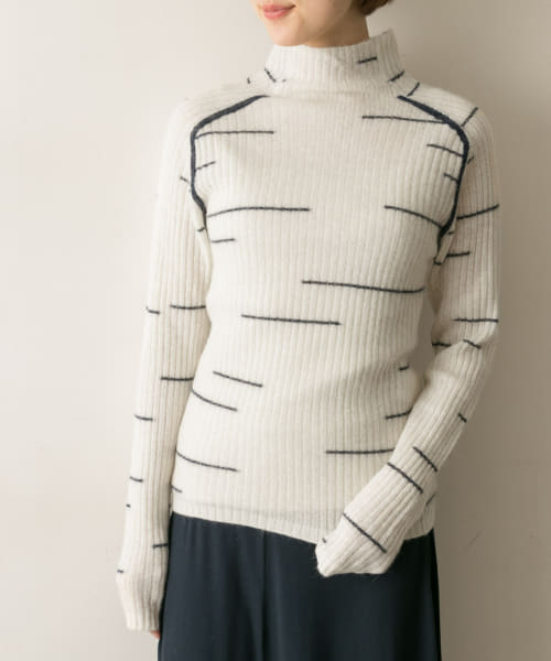 [URBAN RESEARCH][BY MALENE BIRGER BECKA Pullover]