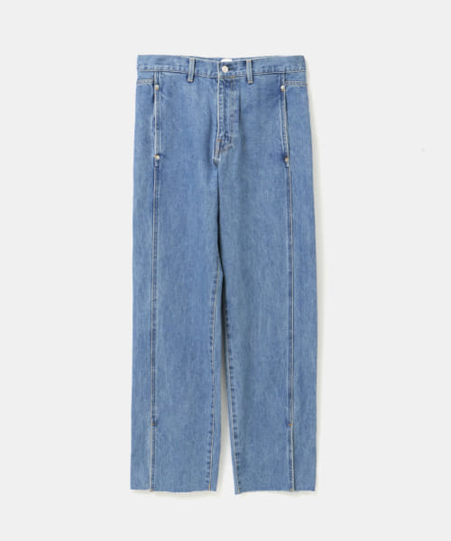 [URBS][KAIKO BUG DENIM PANT FULL WASH]