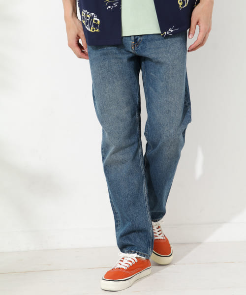 [Sonny Label][WHEIR YELLOW TAG Straight Jeans]