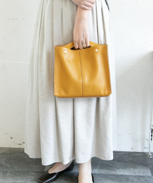 [ROSSO][PAOLA NUTTI 2WAYトートバッグ S]