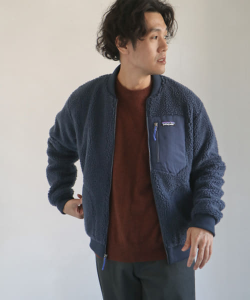 [DOORS][patagonia Ms Retro-X Bomber Jacket]