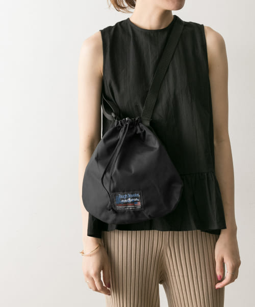 [URBAN RESEARCH][Tough Traveler Adjustable Purse]