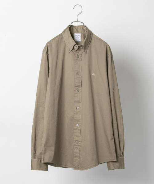 [URBAN RESEARCH][BROOKS BROTHERS×UR GARMENT DYE TWILL SHIRTS]