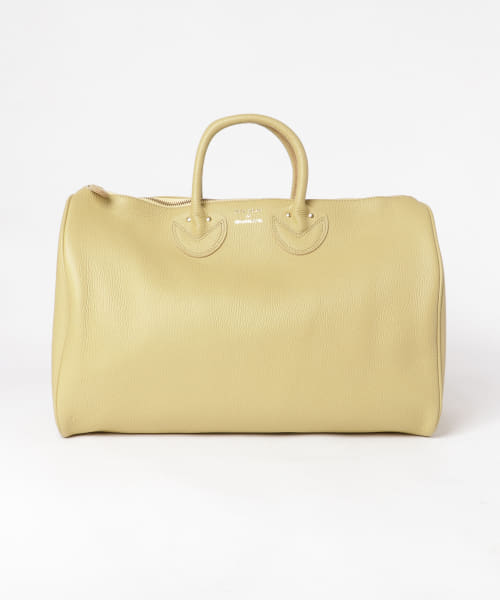 [URBAN RESEARCH][YOUNG&OLSEN EMBOSSED LEATHER BOSTON M]