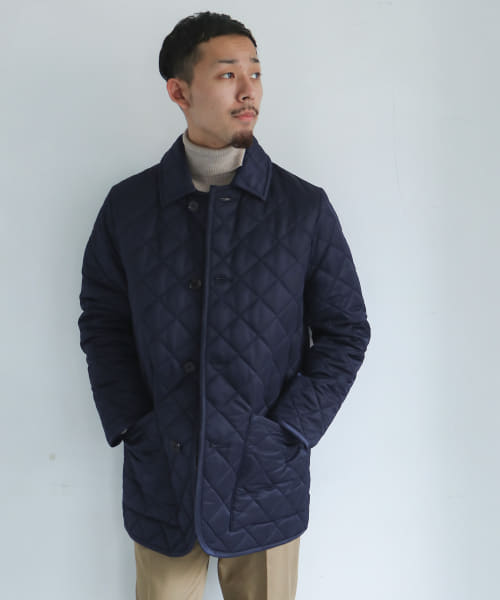 [DOORS][TraditionalWeatherwear×LIFE STYLE TAILOR 別注WAVERLY]