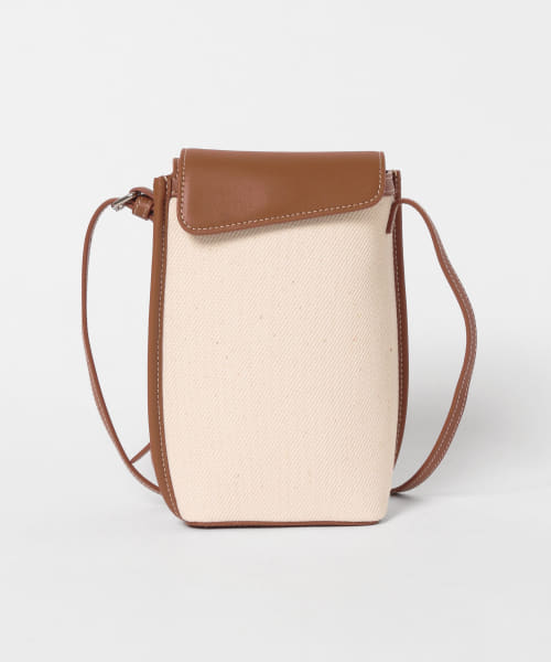[DOORS][the dilettante TUBULAR SHOULDER BAG]