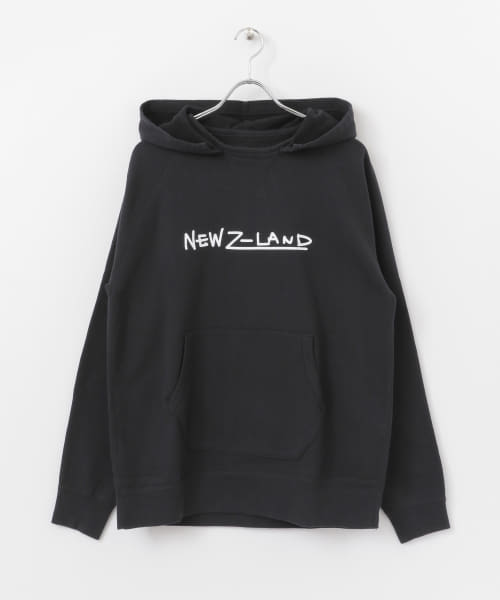 [Sonny Label][CAL O LINE NEW Z-LAND RAGLAN HOODY]