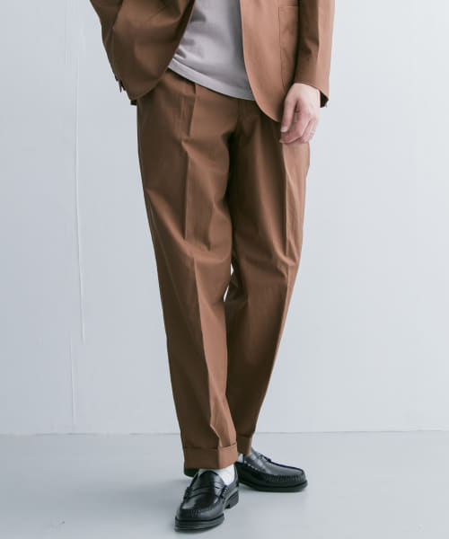 [FREEMANS SPORTING CLUB][FSC×KAPTAIN SUNSHINE One Pleats Trousers]