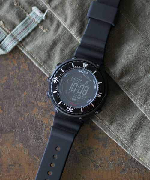 [URBAN RESEARCH][SEIKO×URBAN RESEARCH Prospex Fieldmaster UR EX]