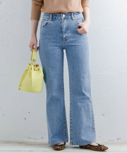 [Sonny Label][ROLLA'S EASTCOAST CROP FLARE]