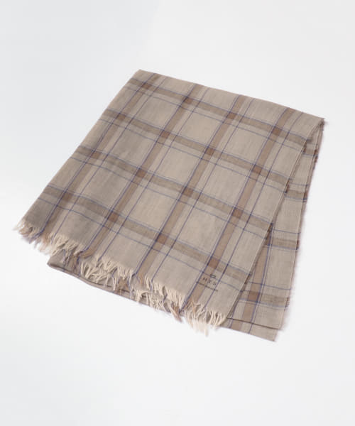 [かぐれ][Harrow Town Stores CHECK STOLE 80×200]