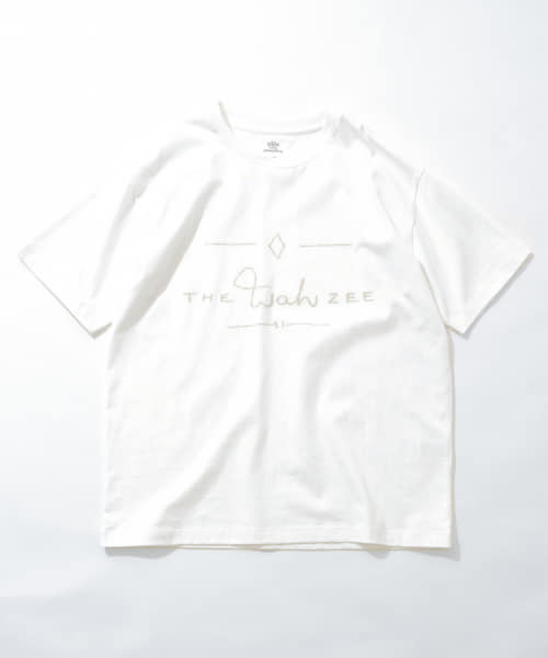 [WORK NOT WORK][The Wah Zee Tシャツ]