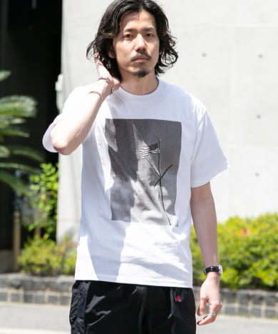 STAR&STRIPE PHOTO T-SHIRTS3