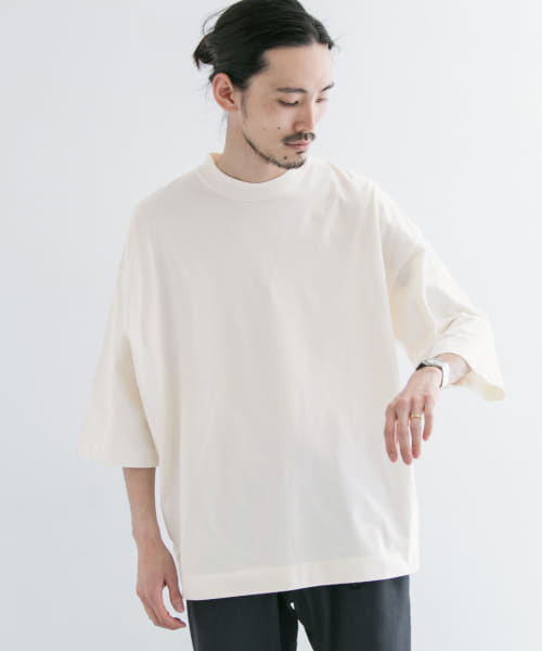 [URBAN RESEARCH][UR TECHルーズTシャツ]