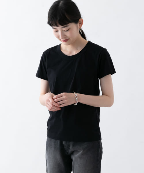 [WORK NOT WORK][コンパクトTシャツ]