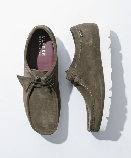 [URBAN RESEARCH][Clarks WALLABEE GORE-TEX]