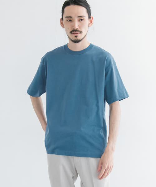 [URBAN RESEARCH][UR TECHカラーTシャツ]