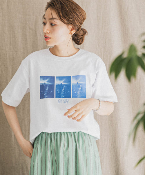 [Sonny Label][MAGIC NUMBER SpecialOrder T-SHIRTS / Building]