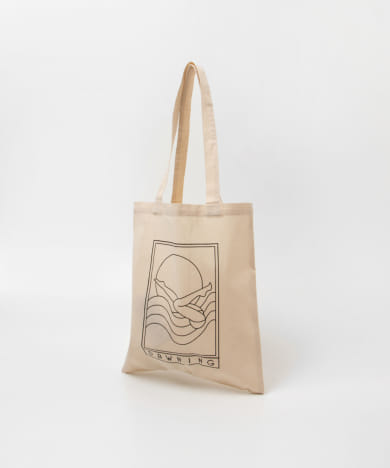 DAWNING TOTE BAG by TEITO