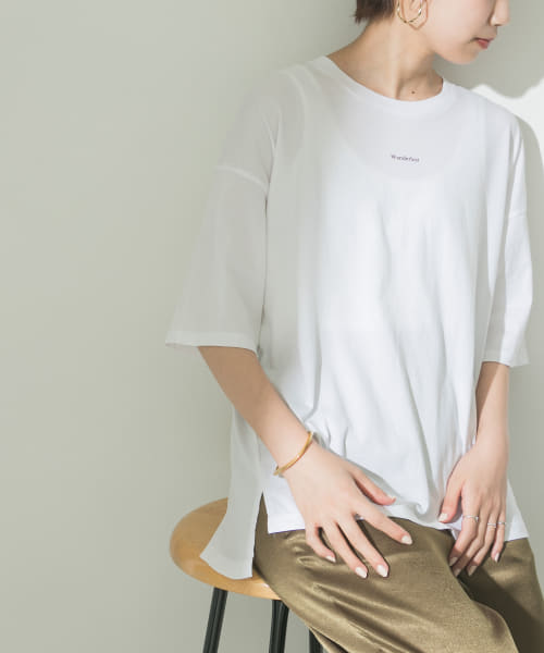 [URBAN RESEARCH][TICCA WanderlustTシャツ]