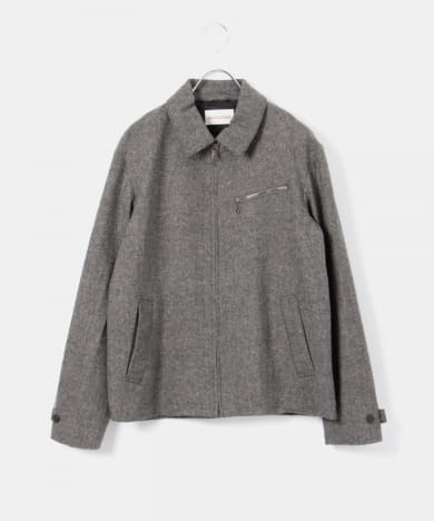 VICTORIA TWEED CAR COAT