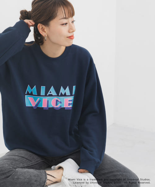 [Sonny Label][Movie Logo Sweatshirts]