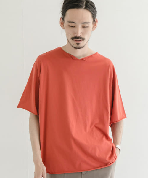 [URBAN RESEARCH][【別注】MYTHINKS×URBAN RESEARCH CUT OFF T-SHIRTS]