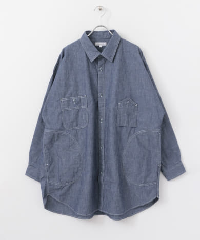 ordinary fits BIG WORK SHIRTS
