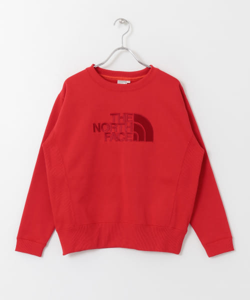 [Sonny Label][THE NORTH FACE HEATHER SWEAT CREW]