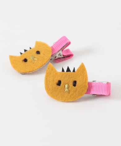 MILK x SODA KITTY HAIR CLIP(KIDS)