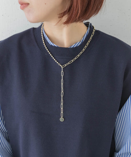 [Sonny Label][2WAYロングネックレス]