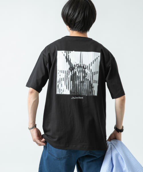 [ITEMS][Statue of Liberty プリントTシャツ]