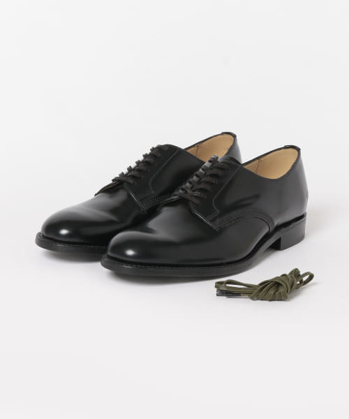 [URBAN RESEARCH][Sanders MILITARY OFFICER SHOES]