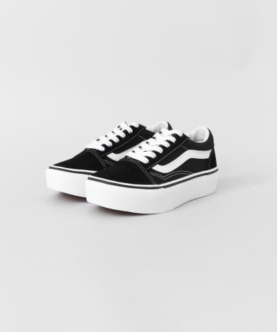 VANS OLD SKOOL PLATFORM(KIDS)