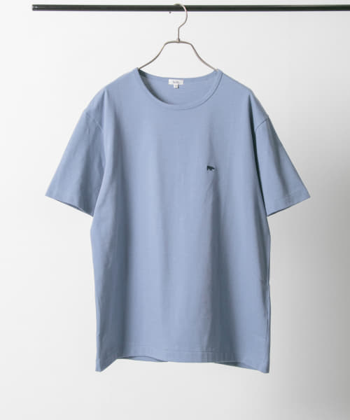[URBAN RESEARCH][Scye×URBAN RESEARCH 別注LOGO SHORT-SLEEVE T-SHIRTS]