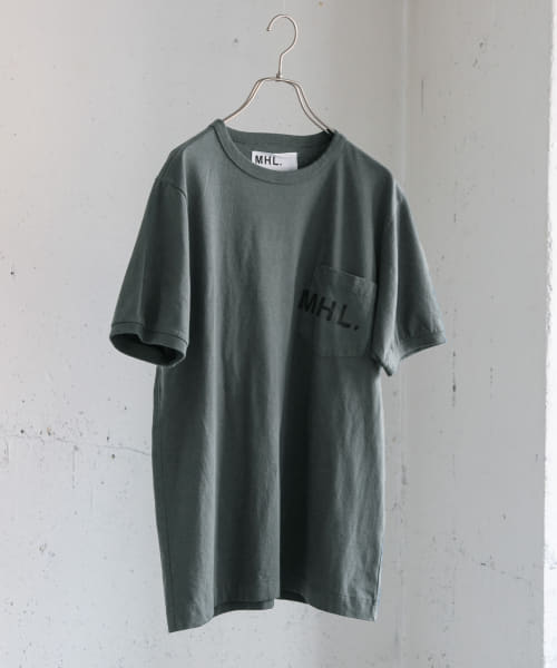 [URBAN RESEARCH][MHL.×URBAN RESEARCH 別注PRINTED T-SHIRTS]