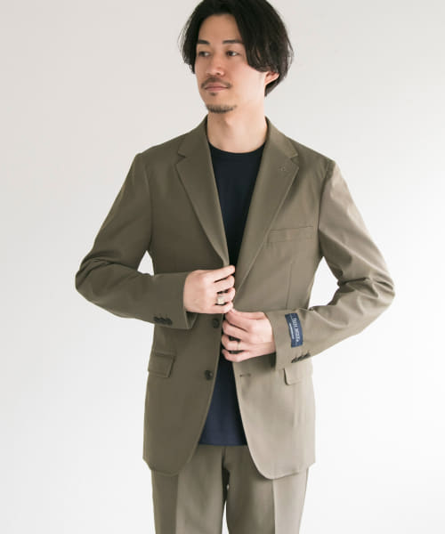 [URBAN RESEARCH][URBAN RESEARCH Tailor アーバンアスレチックサッカージャケット]