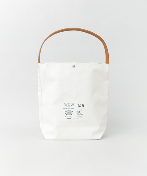 [WORK NOT WORK][横濱帆布鞄×WORK NOT WORK One Shoulder Bag]