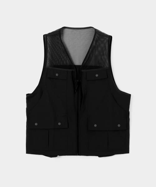 [URBS][【別注】BURLAP OUTFITTER VEST]