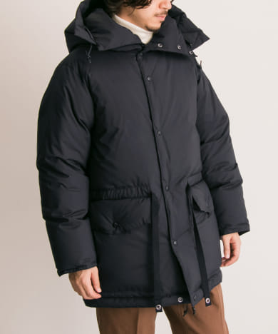 FSC×KAPTAIN SUNSHINE 別注Expedition Down Jacket