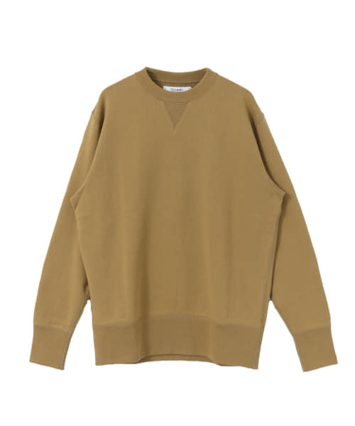 [FREEMANS SPORTING CLUB][FREEMANS SPORTING CLUB×LOOPWHEELER CREW-NECK SWEAT]