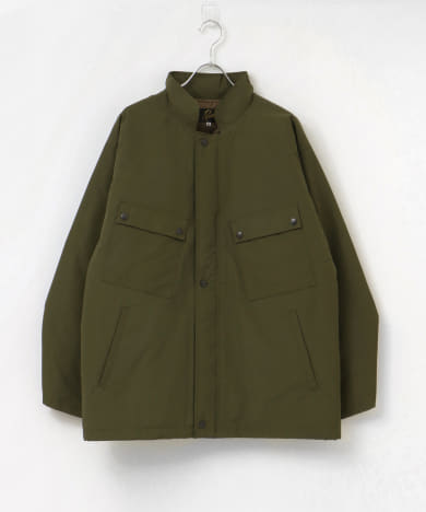 Needles Chemical Prot. Down Jacket